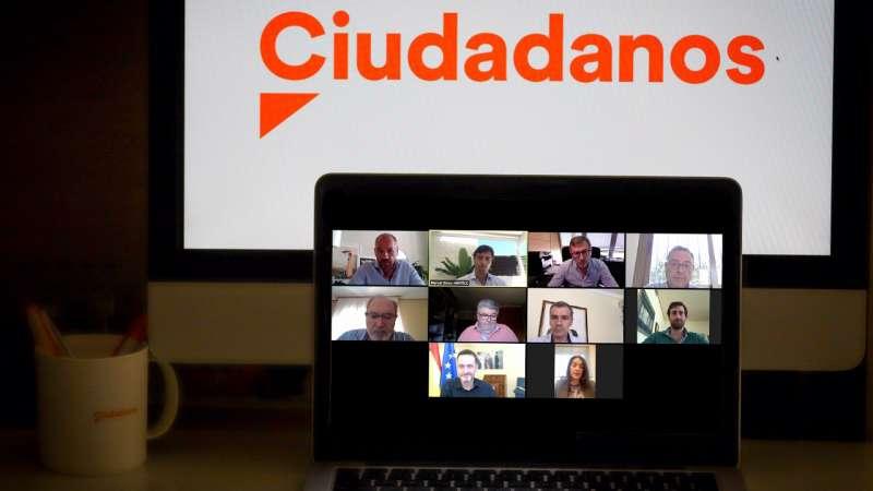 Reunión de Ciudadanos