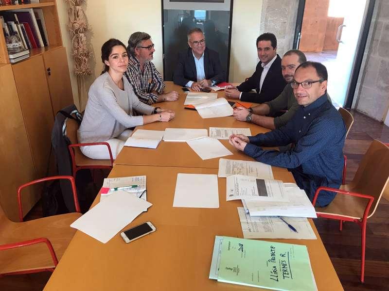 La Conselleria ultima el projecte de les Termes Romanes de Mura a Llíria