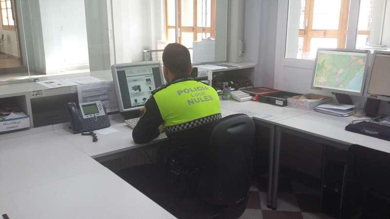 Imagen de archivo de la Polícia Local. EPDA