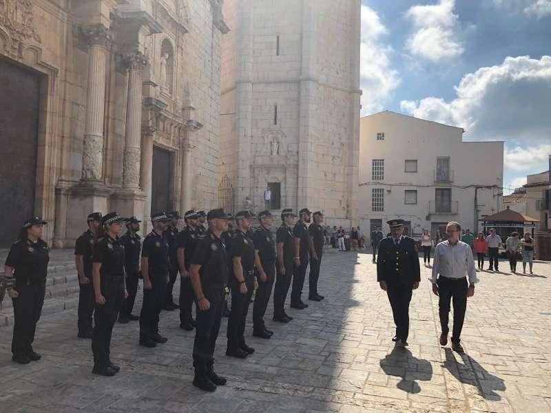 Formación a la policía