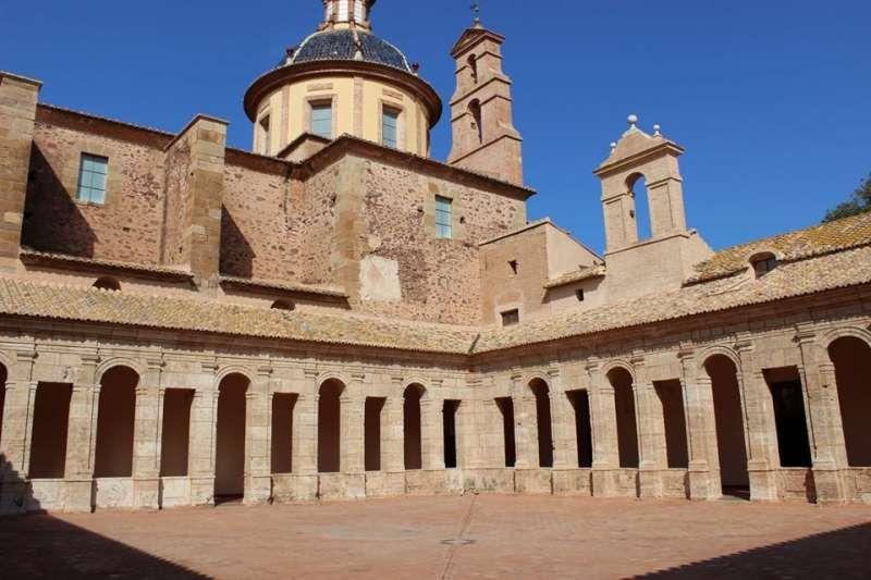 La Cartuja de Ara Christi en El Puig. EPDA