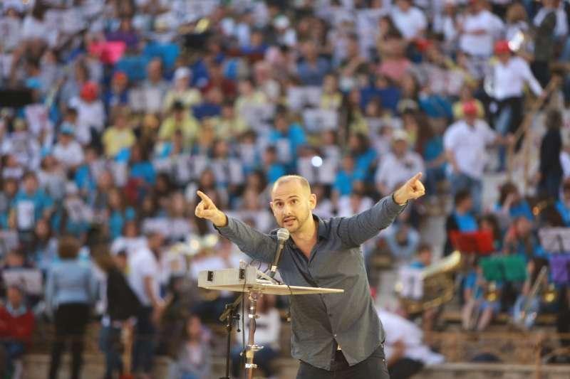 Un momento del evento. FOTO ÁLEX COSTA
