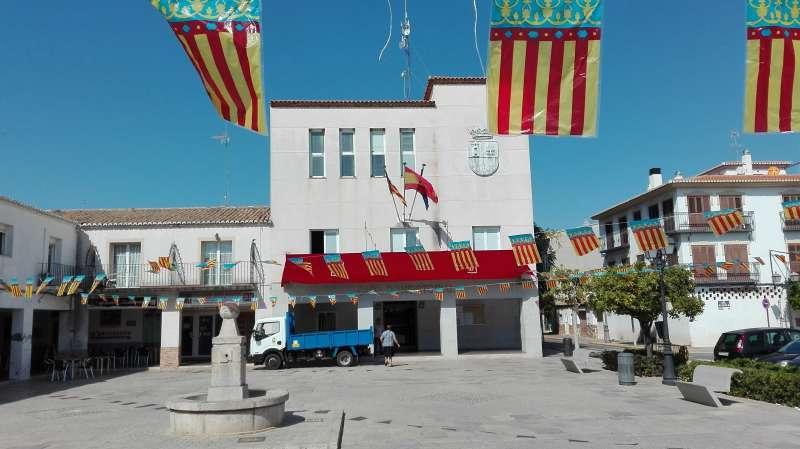 Ayuntamiento San Antonio de Benagéber./epda