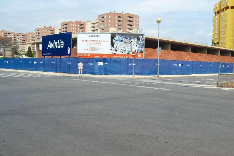 Ubicación de los apartamentos turísticos en Blasco Ibáñez