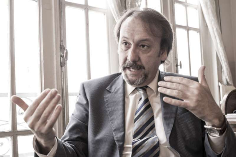 El abogado Jaime Navarro. EDPA