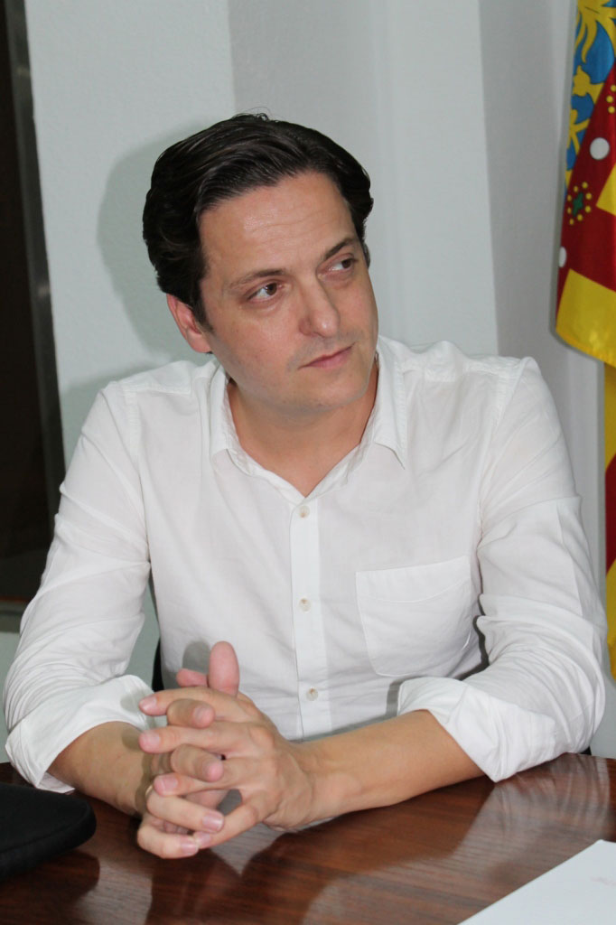 David Devesa, UPyD Alicante.