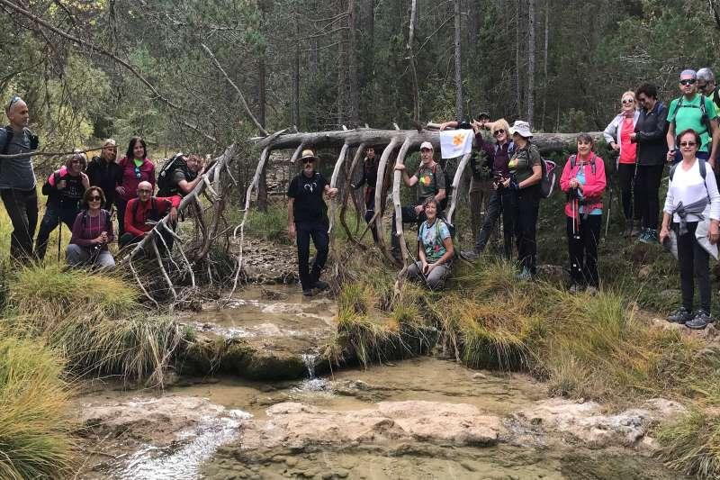 Imagen de la excursión a la Sierra de Gúdar-Javalambre del programa Alternatura. / EPDA