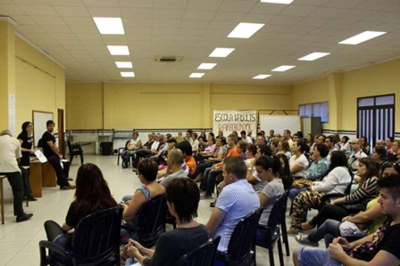 Escuela de adultos de Rafelbunyol. EPDA