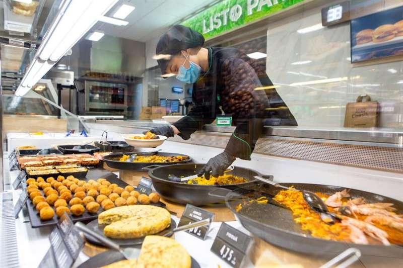 Imagen facilitada por Mercadona de la sección Listo para comer.