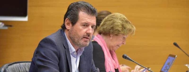 Coordinador del Grupo Parlamentario Popular en Les Corts Valencianes, Pepe Císcar