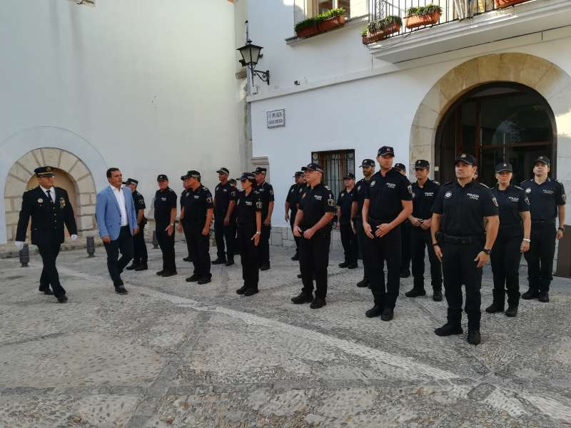 Policia Local de Peñíscola -EPDA