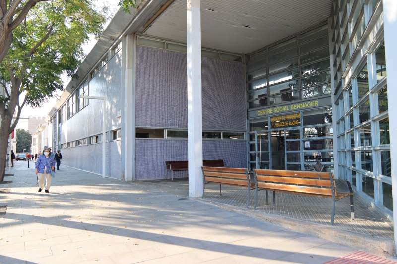 Centre Social de Benàger.