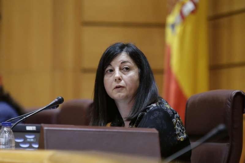 La vicesecretària del PSPV-PSOE de la província de Castelló i senadora, Ana Edo. EPDA