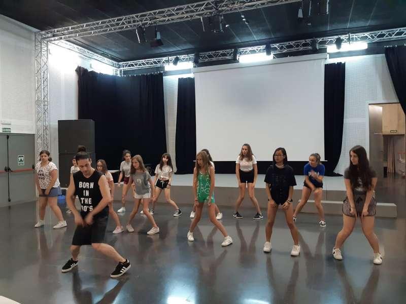 Campus Dance