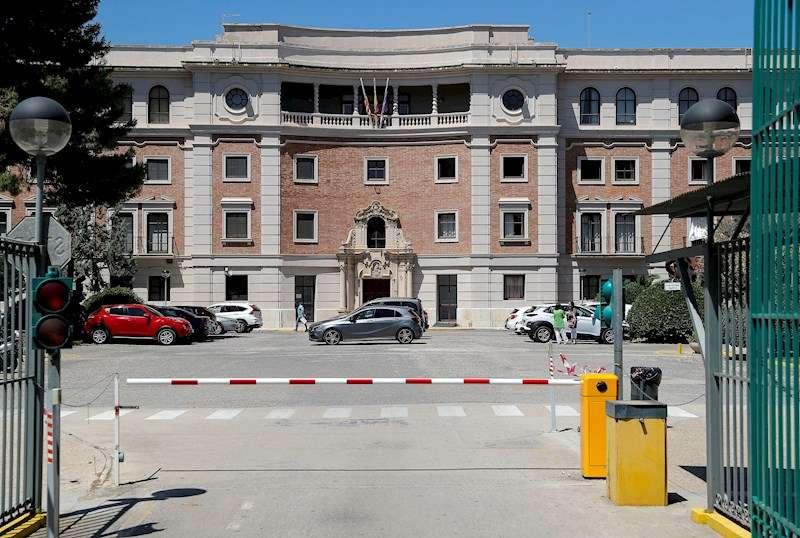 En la imagen, el acceso principal del instituto. EFE/Archivo