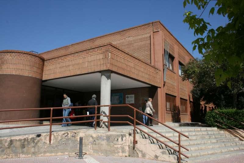 Centro de Salud del municipio de Buñol.