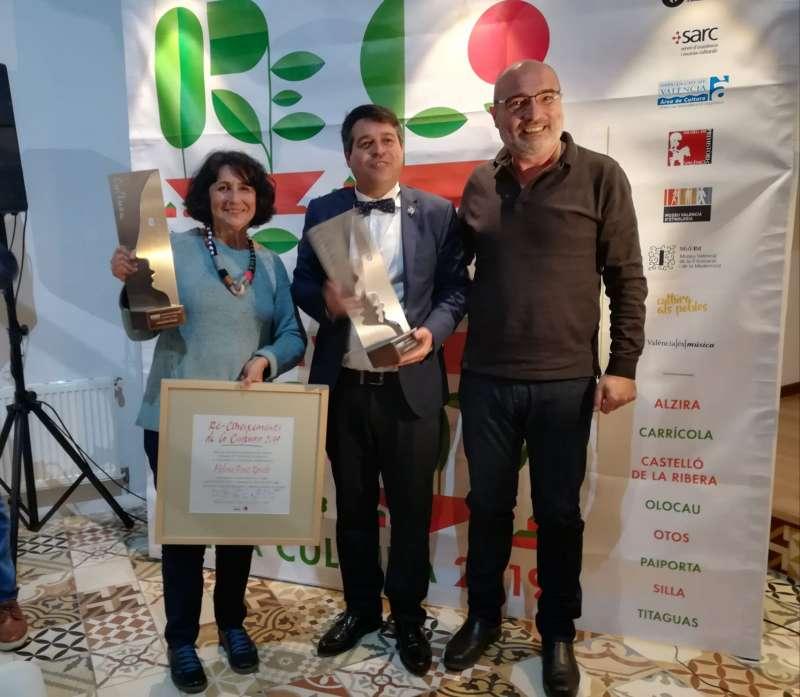 Reconoixement Olocau 2019./epda