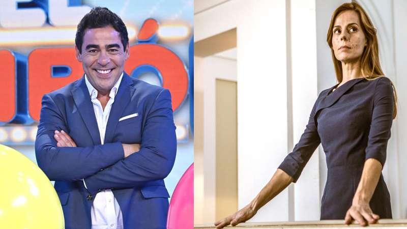 Pablo Chiapella y Miryam Gallego. EPDA