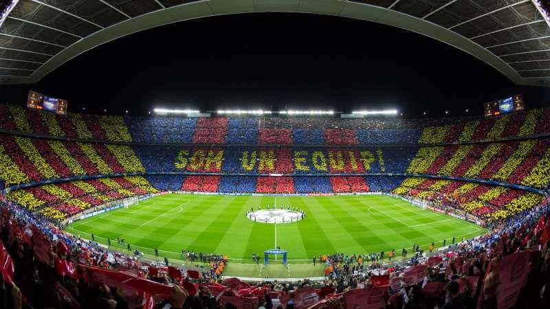 Imagen del Camp Nou. EPDA