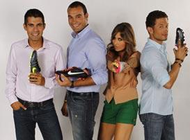 Nuevo equipo de Minuto y Resultado de La Sexta. FOTO EPDA