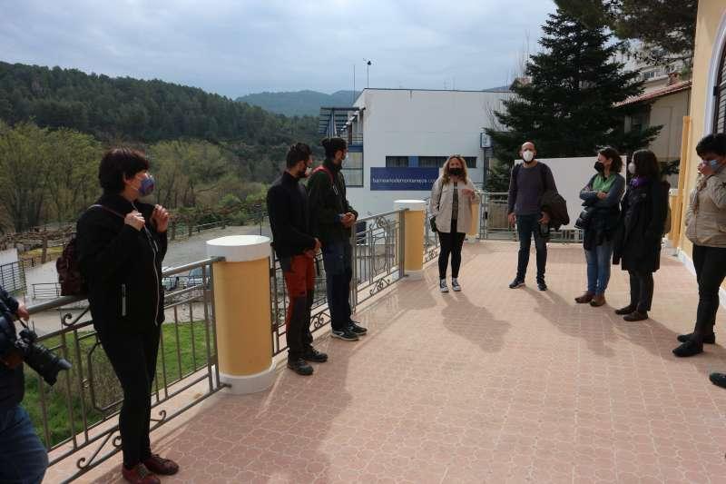 Participantes en la jornada