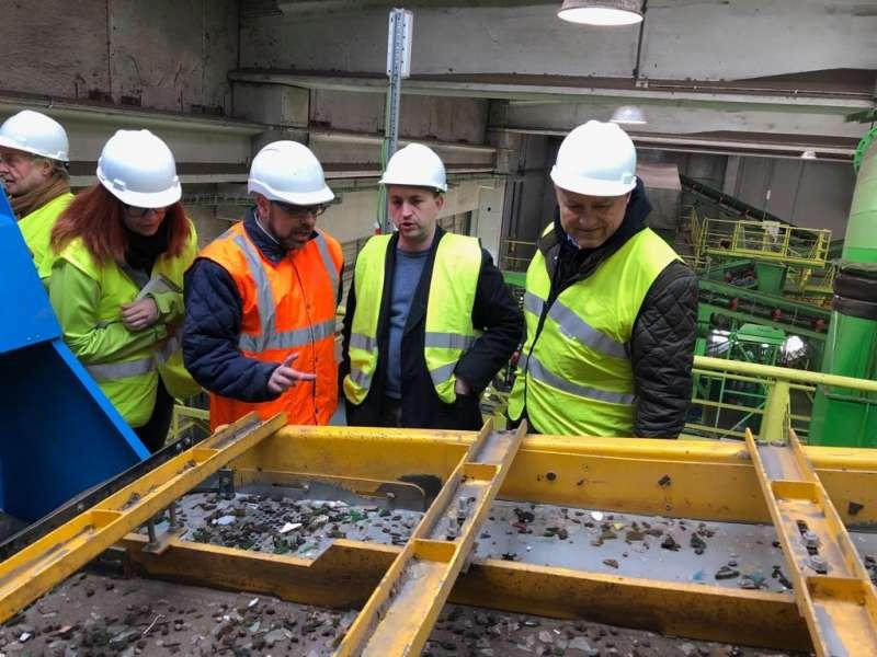 El Director General de Calidad Ambiental sitúa la planta del CVI en Caudete a la vanguardia tecnológica en el tratamiento de residuos