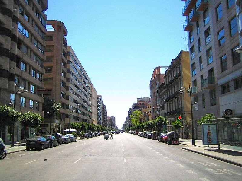 Avenida del Puerto de Valencia. EPDA