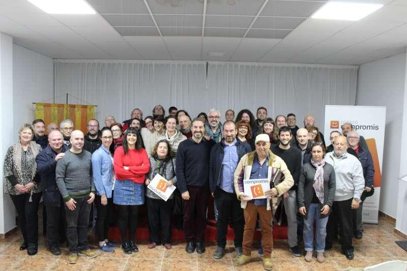 Congrés comarcal de Compromís a Meliana. EPDA