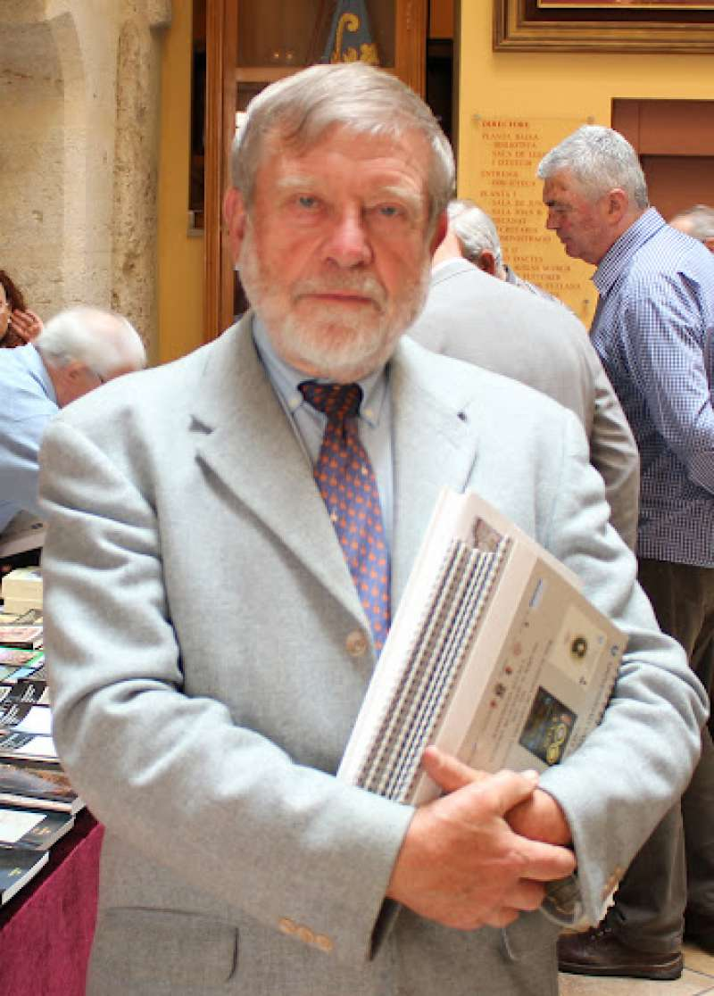 Pepe Aparicio. EPDA