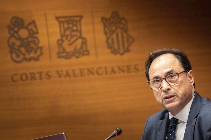 El conseller de Hacienda, Vicent Soler. EFE/Biel Aliño/Archivo