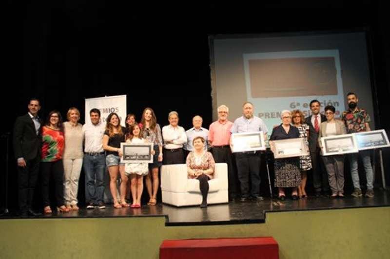 Premios Sintonía 2015. EPDA