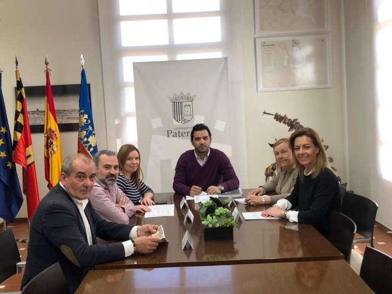 Junta de Gobierno Local de Paterna. EPDA