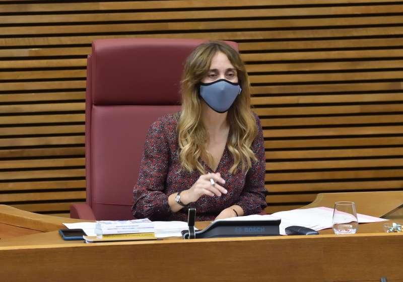 Cristina Rodríguez. EPDA