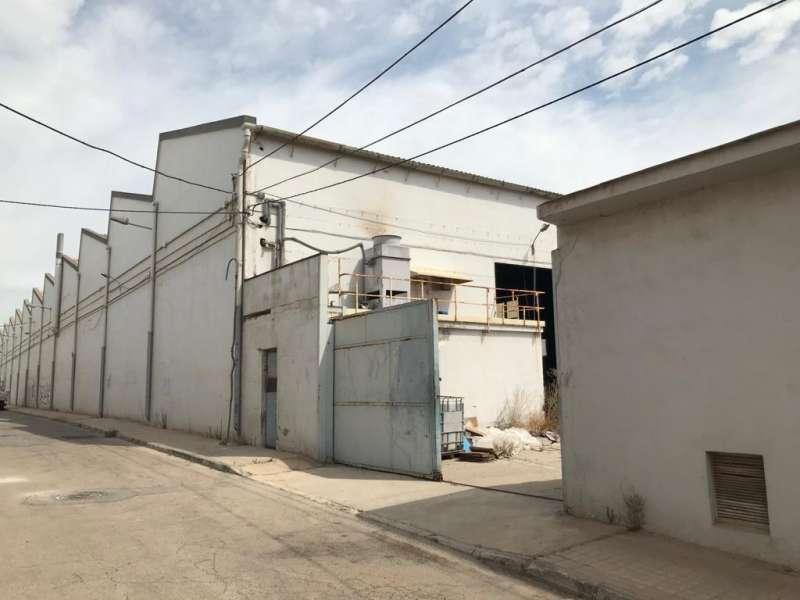 Factoría abandonada en Moncada 1. EPDA