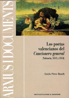 Los poetas valencianos del Cancionero General. Foto EPDA
