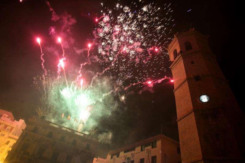 La torre campanario del Fadrí, uno de los símbolos de la ciudad de Castellón. EFE/Archivo