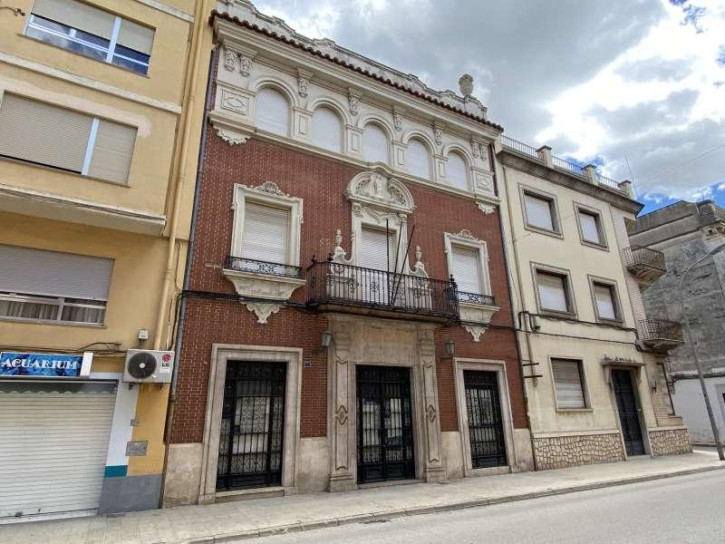 Edifici Santa Anna./EPDA