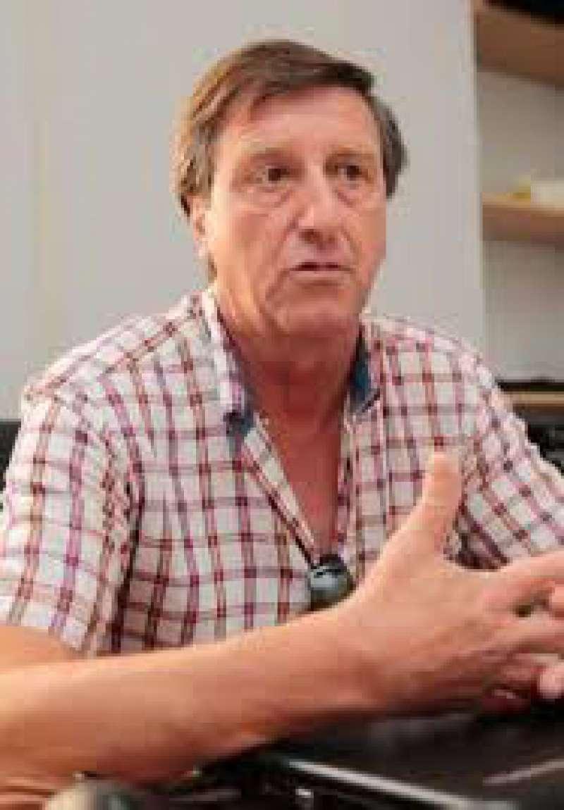 Salvador Mansaroca, alcalde de Beniparrell. EPDA