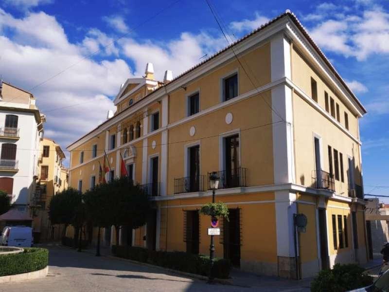 Ayuntamiento de Segorbe. EPDA