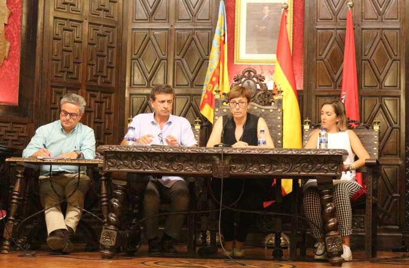 El PP considera lamentable la actitud del PSOE en la oposición