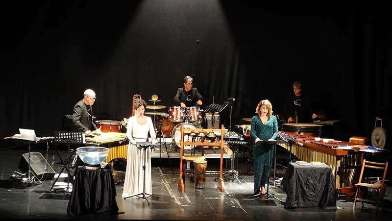 Amores Grup de Percusió. EPDA