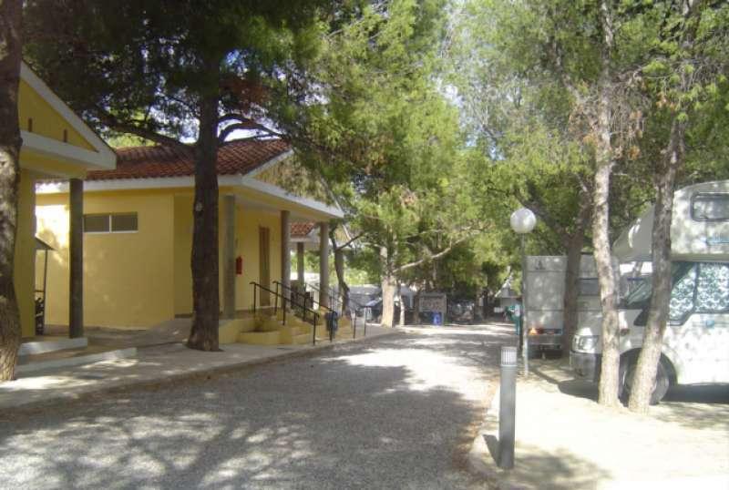 Camping de Altura (Castelló). Archivo EPDA.