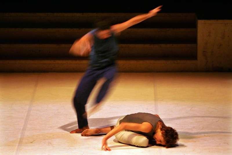 Imagen de archivo de uno de los espectáculos representados en el teatro romano de Sagunto. EFE