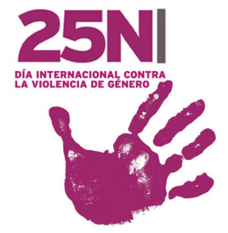 Cartel conmemorativo del 25-N. / EPDA