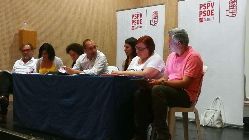 PSPV-PSOE de Cstelló. EPDA