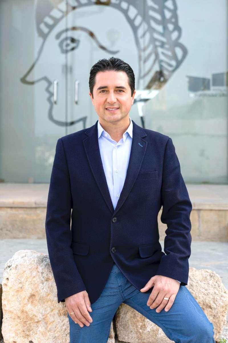 Paco García, candidato a las Cortes Calencianas y número 3 por Compromís al Ayuntamiento./epda