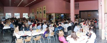 Actes d?enguany de la festa de Santa Cecília. Foto EPDA