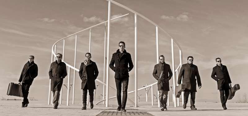 Grupo Los Curas Rockeros. -EPDA