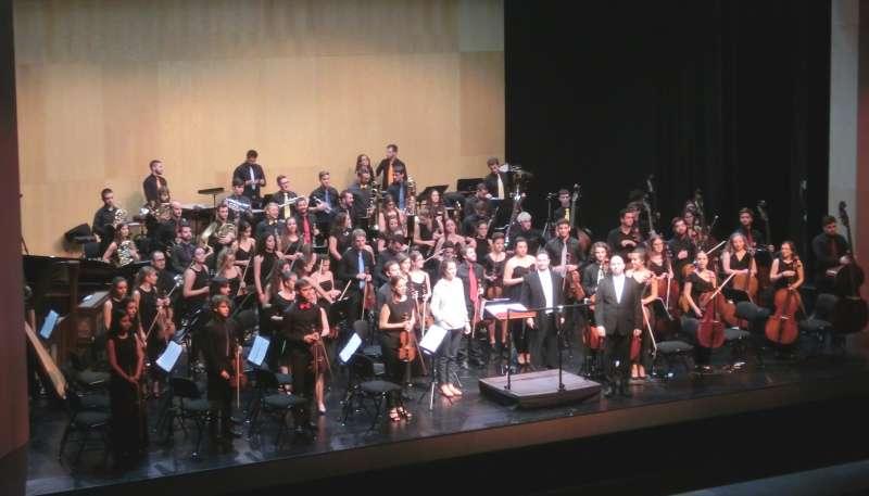 Joven Orquesta Sinfónica de la Federación de Sociedades Musicales de la Comunidad Valenciana (FSMCV)