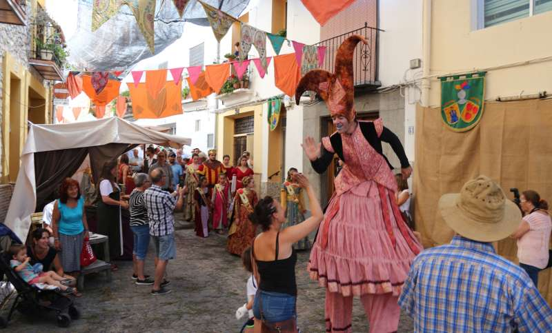 Mercado de Jérica. Foto: archivo